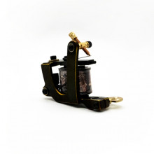 Diamond Tattoo Coil Machine - V-Style