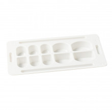 INK TRAY, 10 HOLES - 50pcs