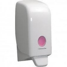 SOAP DISPENSER HANDS KLEENEX AQUARIUS
