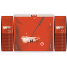 S8 RED NEEDLE CLEANER (50 x SACHETS PER BAG)