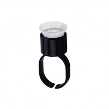 RING WITH SUPPORT FOR SINGLE COLOR STERILE 10pcs