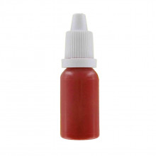 MAKEUP COLOUR 10ml - copper red
