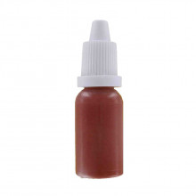 MAKEUP COLOUR 10ml - soft red brown