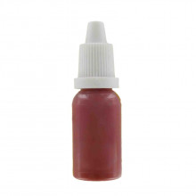 MAKEUP COLOUR 10ml - dark soft red